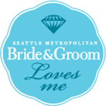 Featured in Seattle Met Bride & Groom