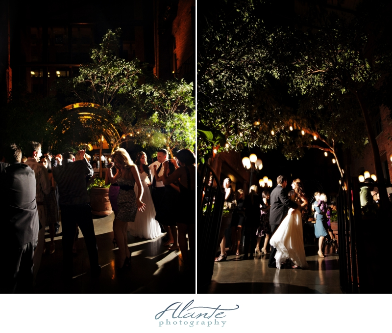 Unusual Wedding Venues In Seattle: Court In The Square Wedding