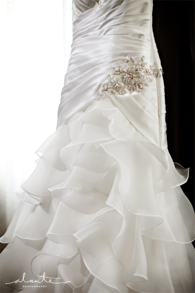 allure wedding dress from bellevue bridal at the alexis hotel