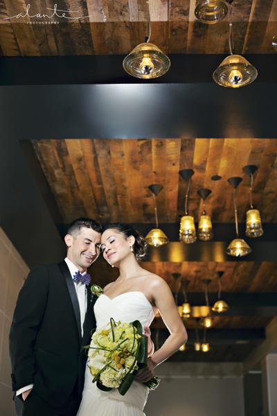 Columbia Tower Club Wedding