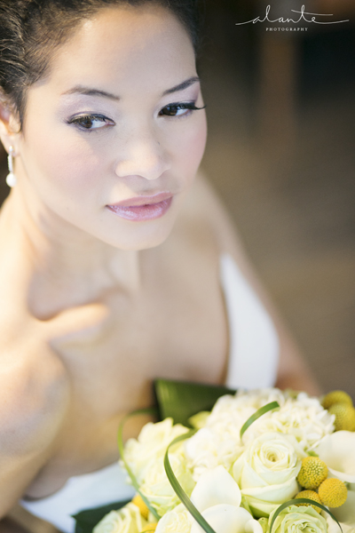 Pretty Bride Styled by Kathy Evans Beauty